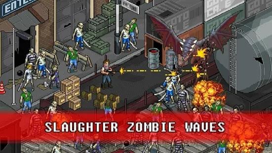 Fury Survivor: Pixel Z мод