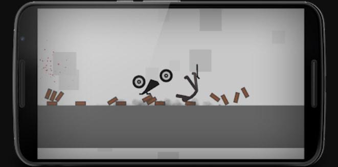 Stickman Dismounting андроид