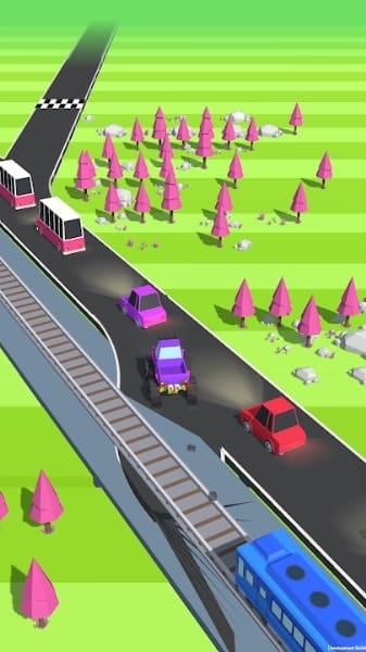 Traffic Run скачать