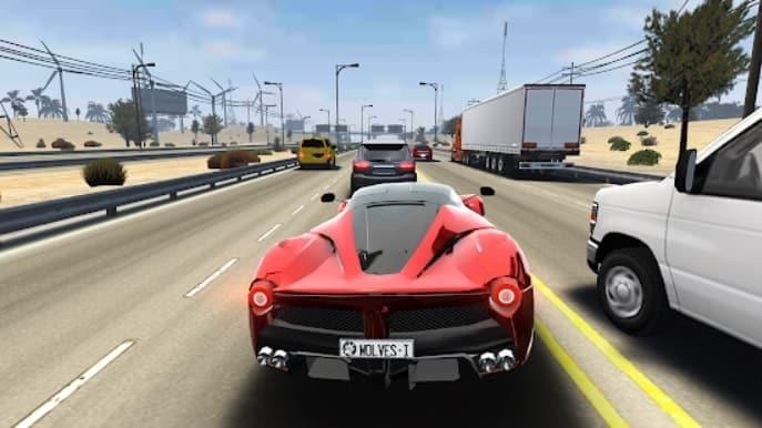 Traffic Tour андроид