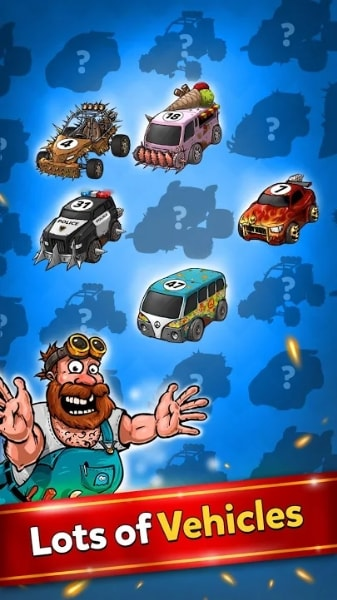 Battle Car Tycoon мод