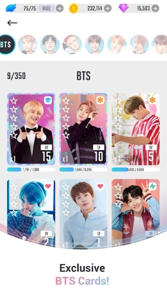 BTS WORLD андроид