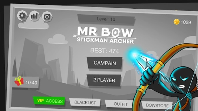 Mr Bow андроид