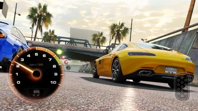 Need for Speed: NL читы