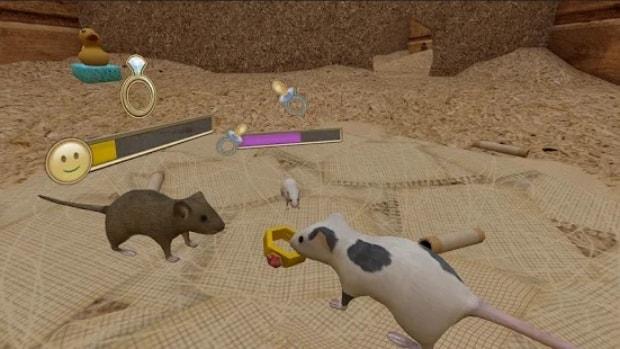 Симулятор Мыши андроид