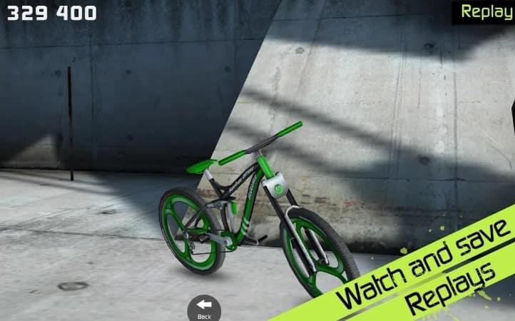 Touchgrind BMX мод