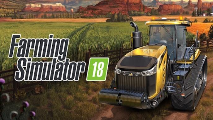 Farming Simulator 18 андроид