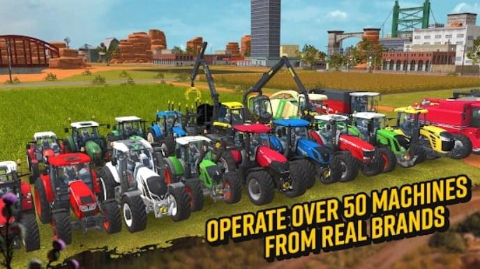 Farming Simulator 18 читы
