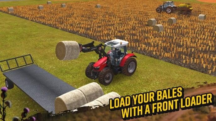 Farming Simulator 18 мод