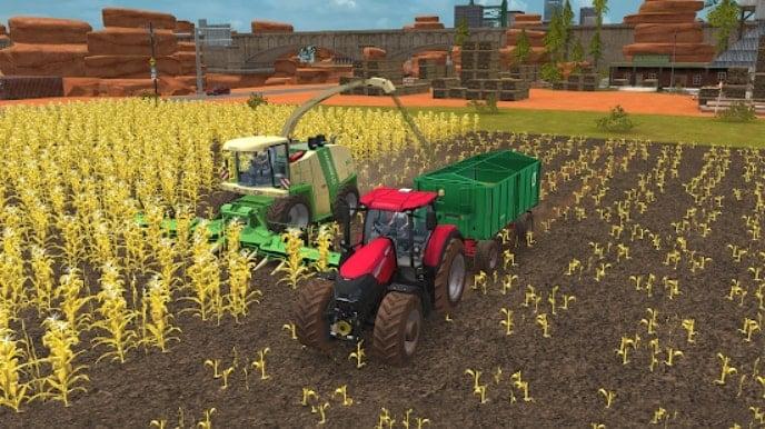 Farming Simulator 18 скачать