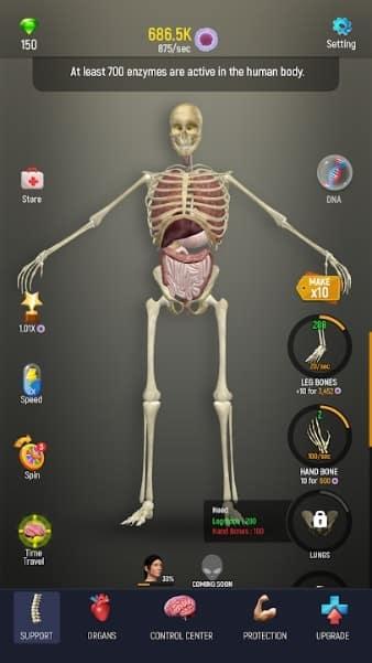Idle Human андроид