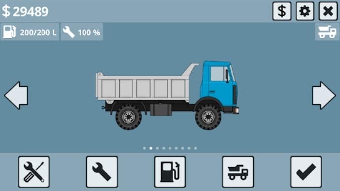 Mini Trucker андроид