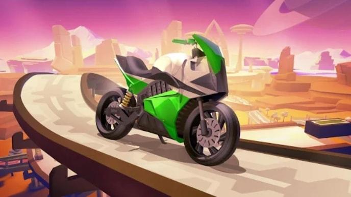 Gravity Rider Zero андроид