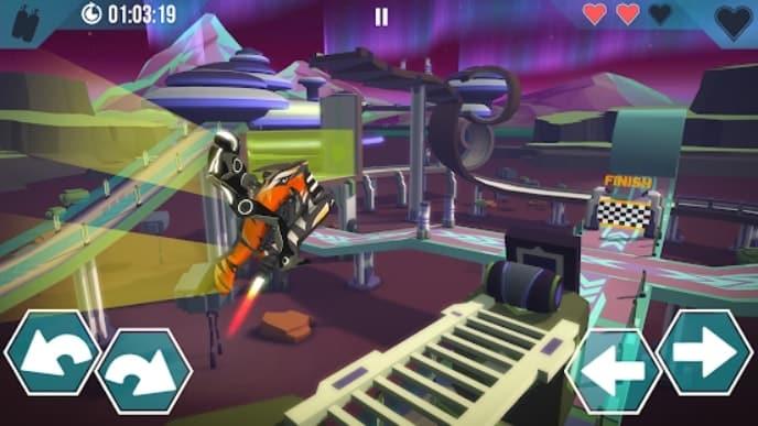 Gravity Rider Zero скачать