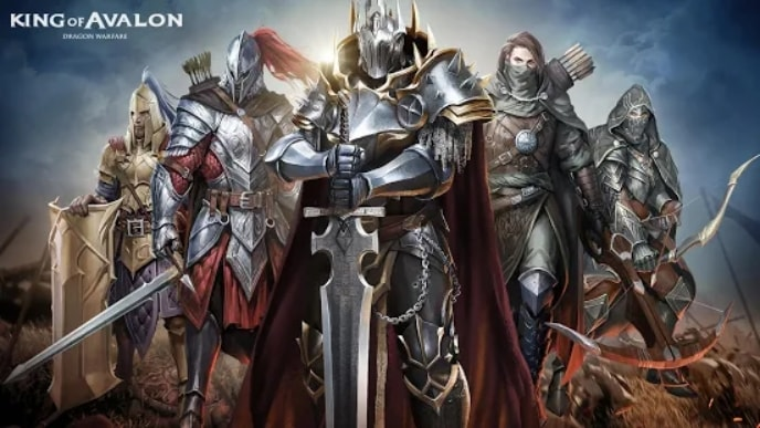 King of Avalon андроид