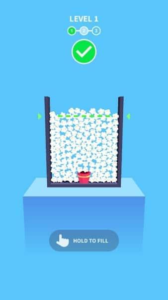 Popcorn Burst мод