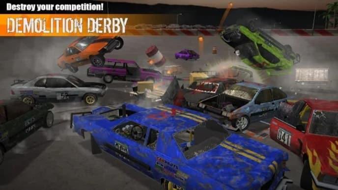 Demolition Derby 3 скачать