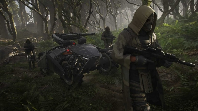 Ghost Recon: Breakpoint мод
