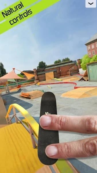 Touchgrind Skate 2 андроид