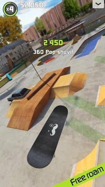 Touchgrind Skate 2 скачать