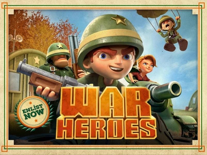 War Heroes андроид