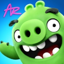 Angry Birds AR взлом
