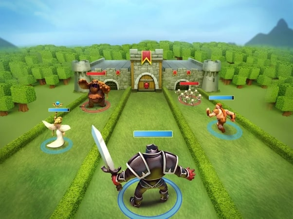 Castle Crush андроид