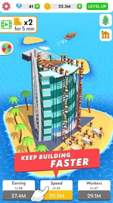 Idle Construction 3D скачать