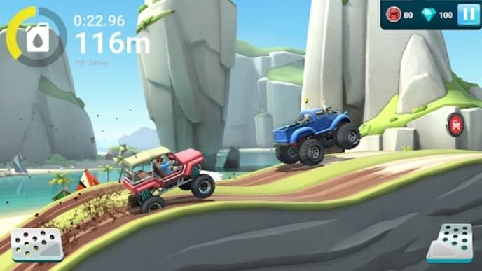 MMX Hill Dash 2 читы