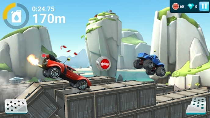 MMX Hill Dash 2 мод