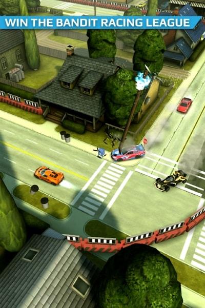 Smash Bandits Racing андроид