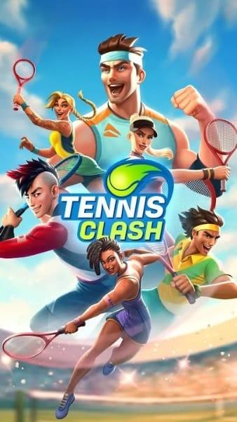 Tennis Clash андроид