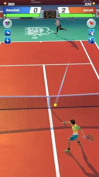 Tennis Clash читы