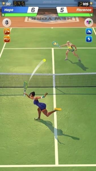 Tennis Clash мод