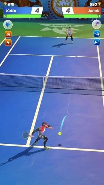 Tennis Clash скачать