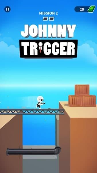 Johnny Trigger мод