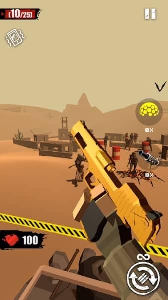 Merge Gun андроид