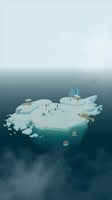 Остров пингвинов мод