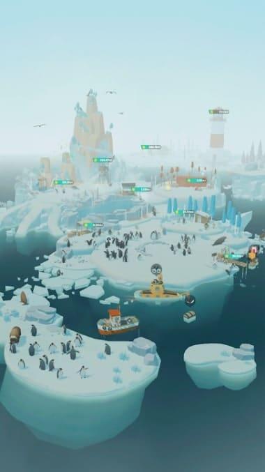 Остров пингвинов скачать