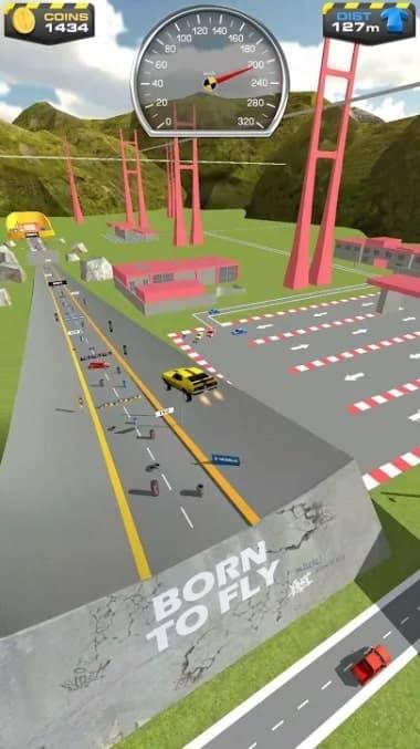 Ramp Car Jumping андроид