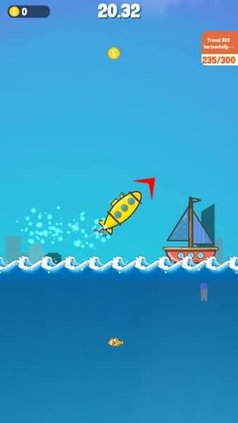 Submarine Jump андроид