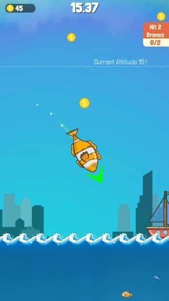 Submarine Jump мод