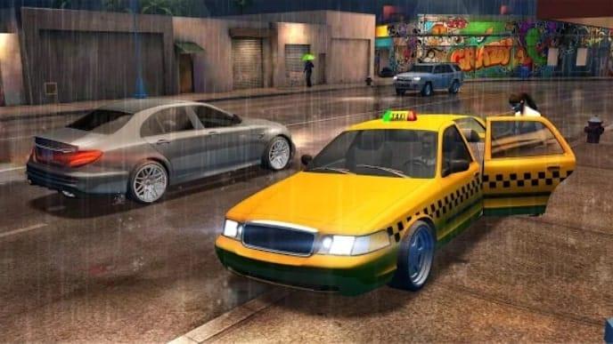 Taxi Sim 2020 андроид
