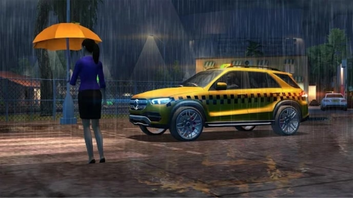 Taxi Sim 2020 читы