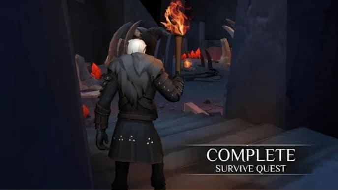 Winter Survival мод