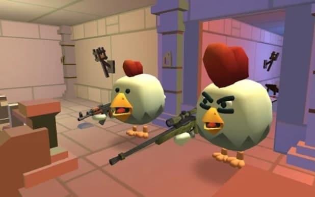 Chickens Gun читы
