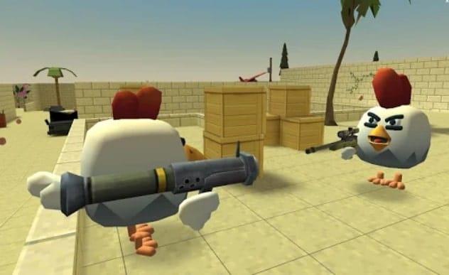 Chickens Gun скачать