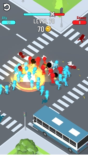 Cross Fight андроид