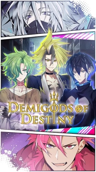 Demigods of Destiny скачать