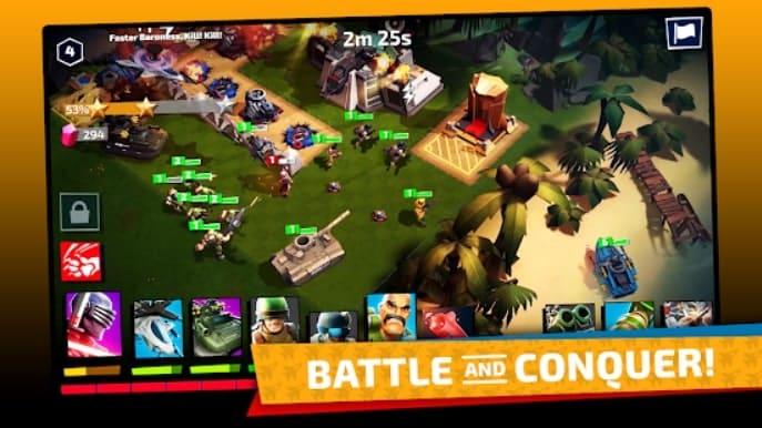 G.I. Joe андроид
